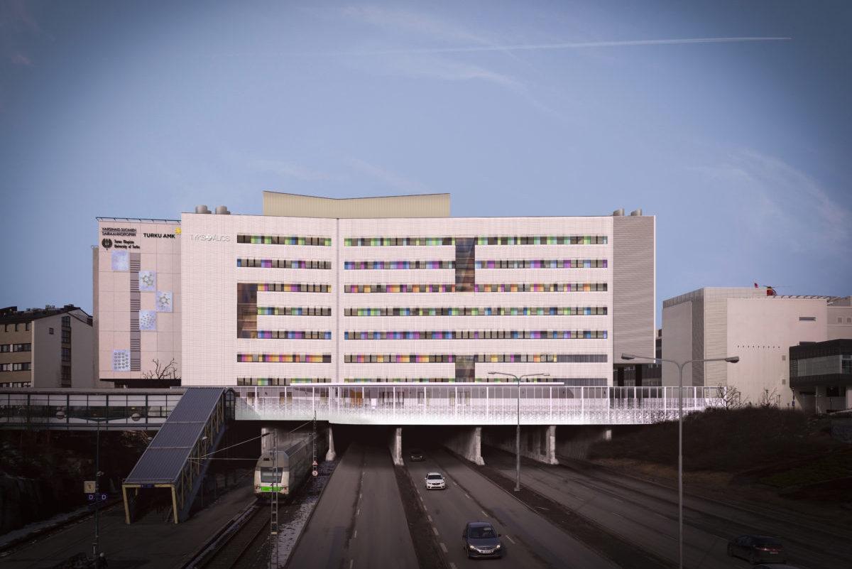 Turun T3 - Uuden ajattelun sairaalamaailma