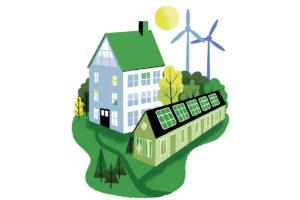 Kestävä rakentaminen - Energia