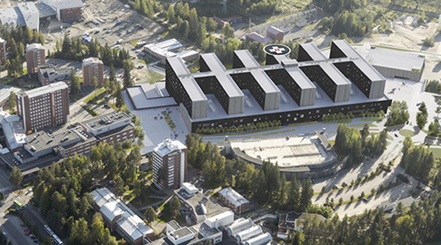 Sairaala Nova ilmasta
