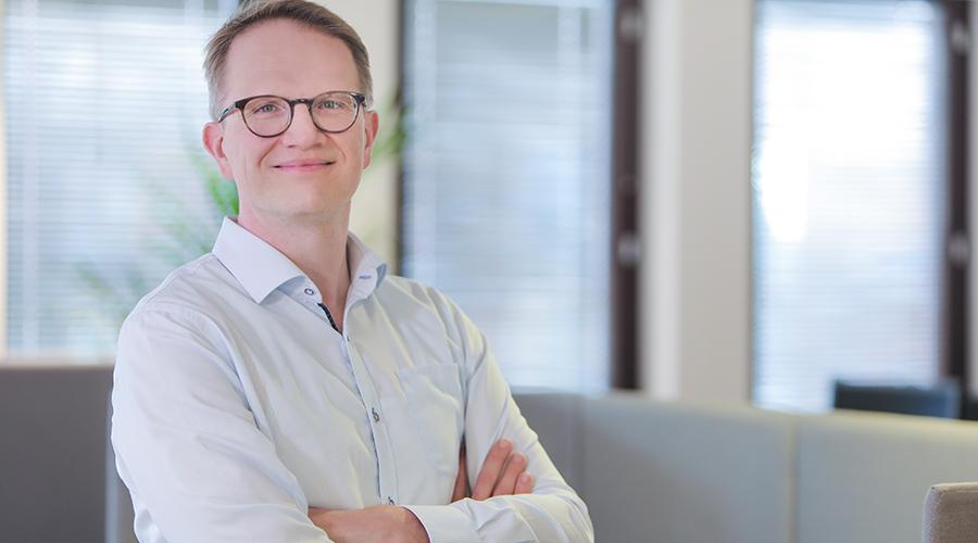 Timo Vesala, Kuntarahoituksen pääekonomisti.