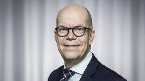 Kuvassa on Kuntarahoituksen toimistusjohtaja Esa Kallio.