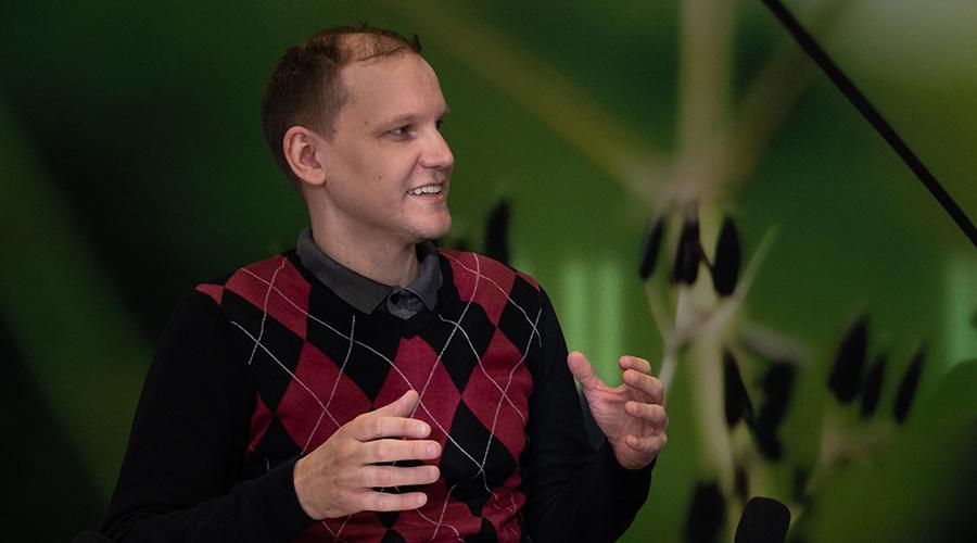 Poliittisen talouden tutkija Antti Ronkainen