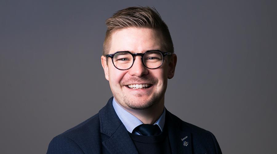 Nurmijärven talousjohtaja Ville Rajahalme