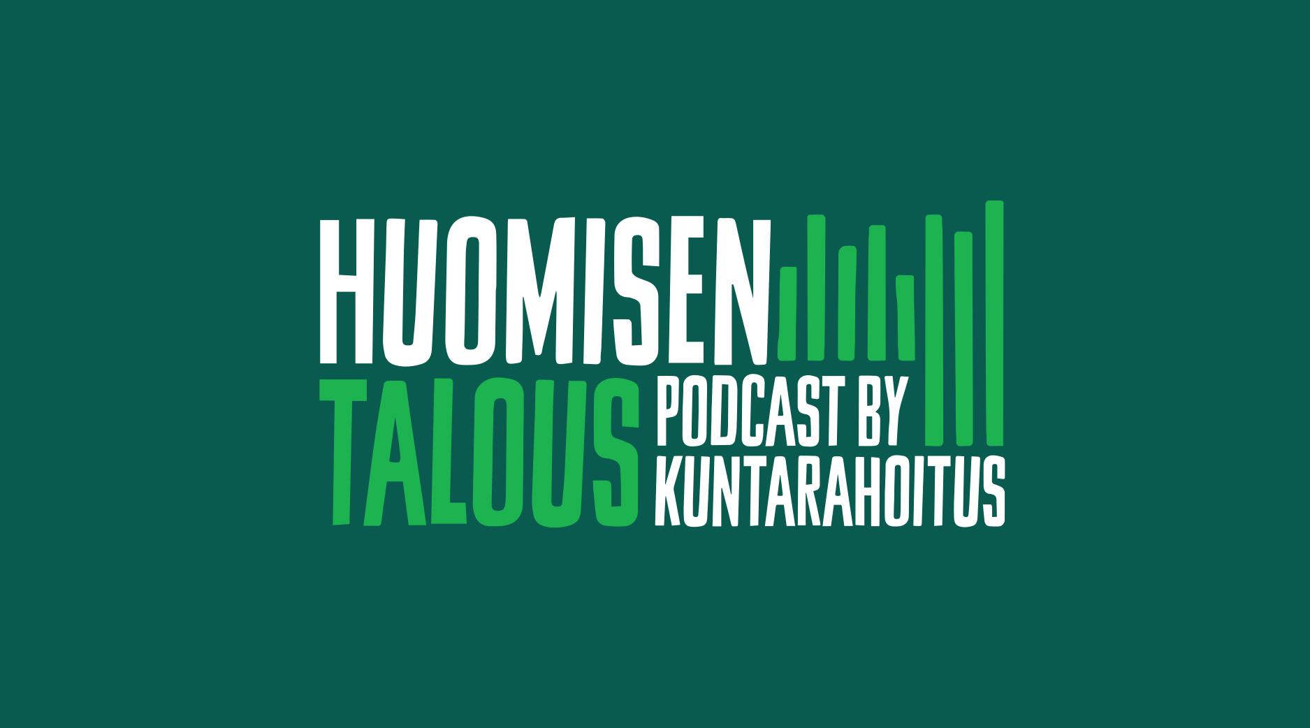 Otsikkokuva - Huomisen talous -podcast