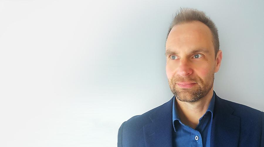 Kuvassa on Turun kaupungin rahoituspäällikkö Kim Moisiolinna.