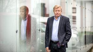 Pirkanmaan sairaanhoitopiirin talousjohtaja Pasi Virtanen