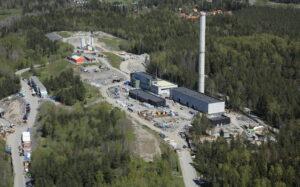 Pohjoismaiden tehokkain jätevedenpuhdistamo