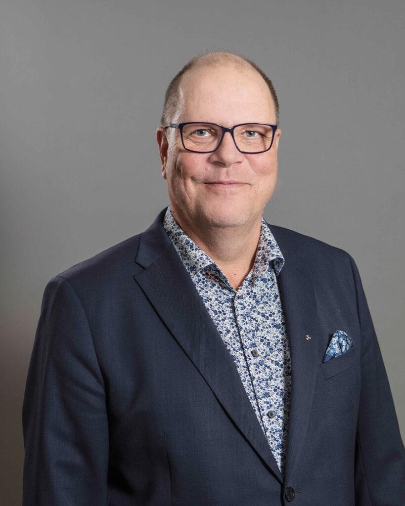 Y-Säätiön rakennuttamisjohtaja Pekka Kampman.