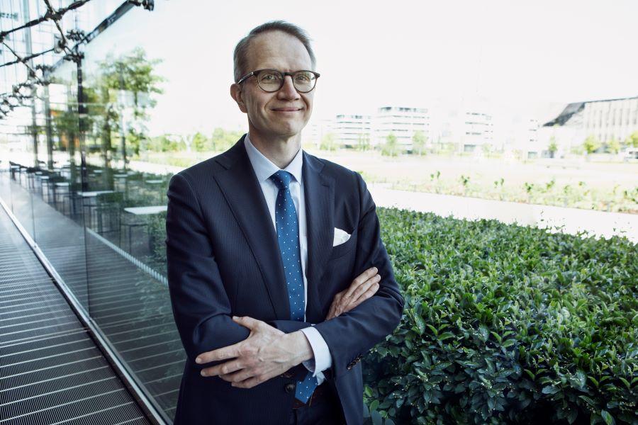 Pääekonomisti Timo Vesala