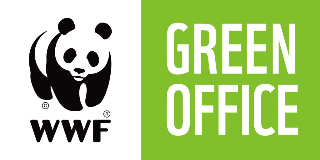 WWF Green Office logo