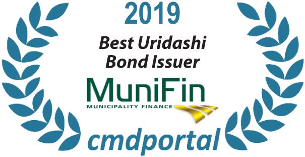 35 Best Uridashi BondIssuer MuniFin